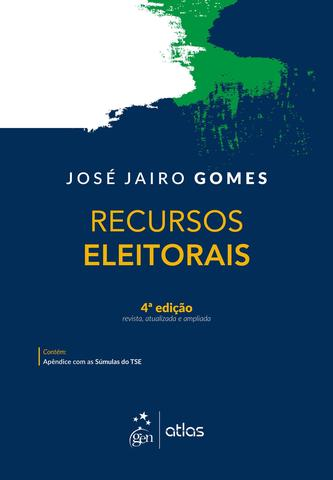 Imagem de Livro - Recursos Eleitorais