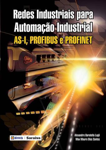 Imagem de Livro - Redes industriais para automação industrial
