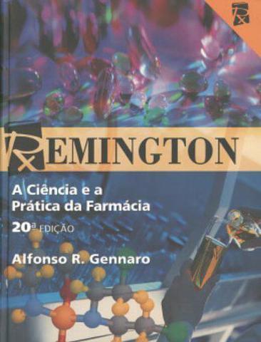 Imagem de Livro - Remington - A Ciência e a Prática da Farmácia