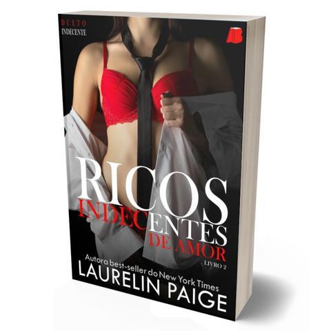 Imagem de Livro: Ricos Indecentes de Amor (Dueto Indecente, livro 2) - Allbook Editora