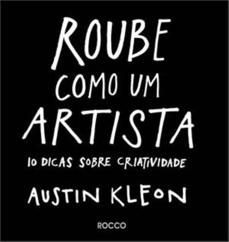 Imagem de Livro - Roube como um artista