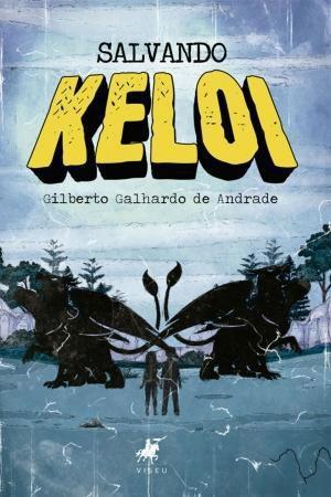 Imagem de Livro - Salvando Keloi - Editora viseu
