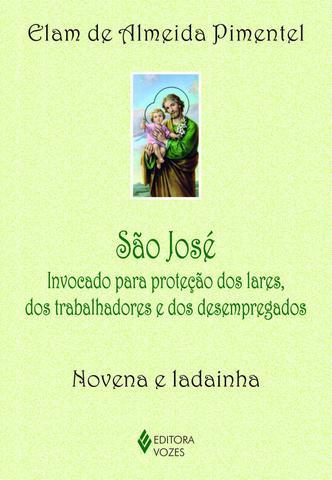 Imagem de Livro - São José