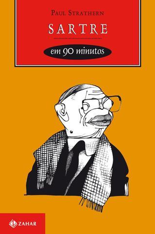 Imagem de Livro - Sartre em 90 minutos
