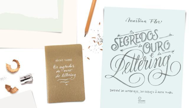 Imagem de Livro - Segredos de Ouro do Lettering, Os
