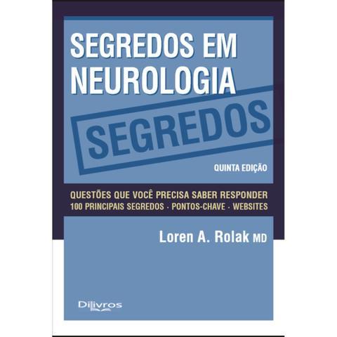 Imagem de Livro - Segredos em Neurologia - Rolak