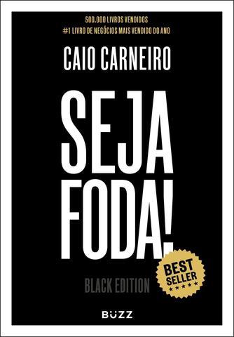Imagem de Livro - Seja Foda! - Black Edition