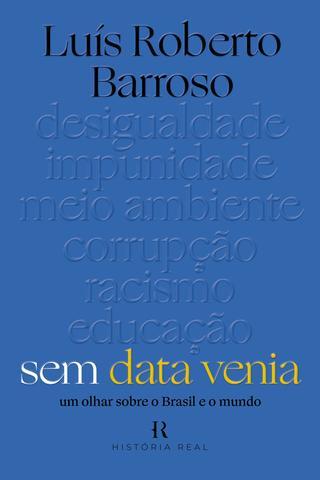 Imagem de Livro - Sem Data Venia