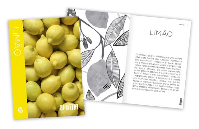 Imagem de Livro - Senttia Limão