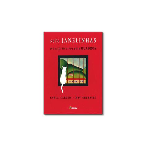 Imagem de Livro - Sete Janelinhas: Meus Primeiros Sete Quadros - Editora