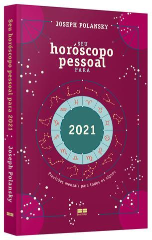 Imagem de Livro - Seu horóscopo pessoal para 2021