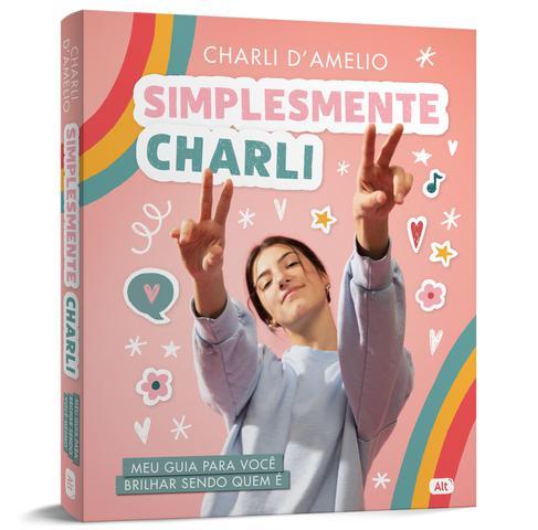 Imagem de Livro - Simplesmente Charli