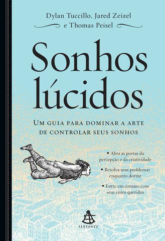 Imagem de Livro - Sonhos lúcidos
