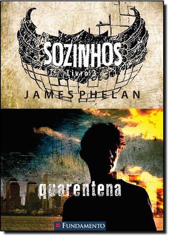 Imagem de Livro - Sozinhos 03 - Quarentena