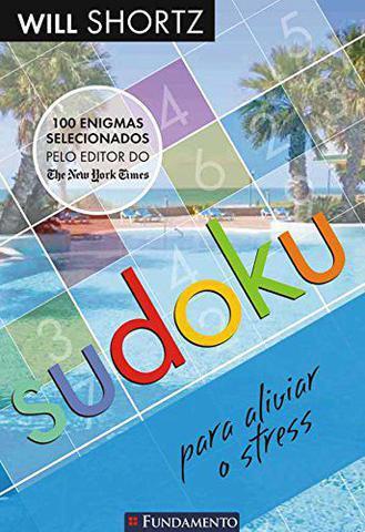 Imagem de Livro - Sudoku Para Aliviar O Stress