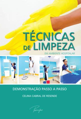 Imagem de Livro - Técnicas de limpeza em ambiente hospitalar