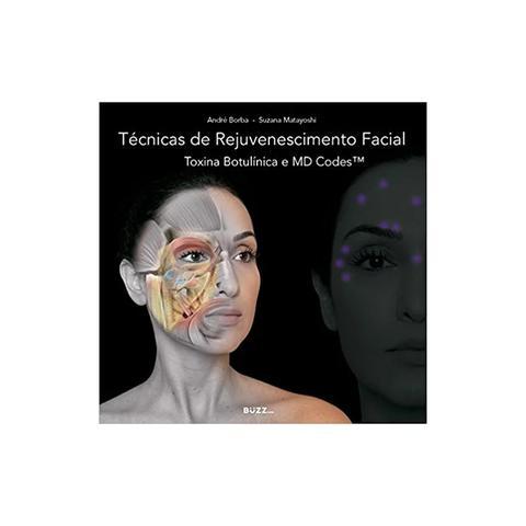Imagem de Livro - Técnicas de Rejuvenescimento Facial - Toxina Botulínica e MD Codes - Borba