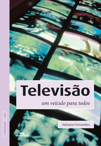 Imagem de Livro - Televisão