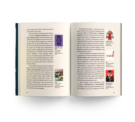 Imagem de Livro - Tem um livro aqui que você vai gostar