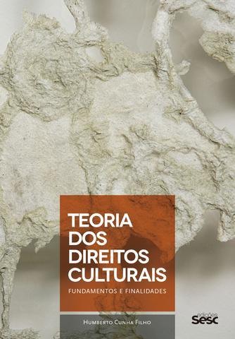 Imagem de Livro - Teoria do direitos culturais