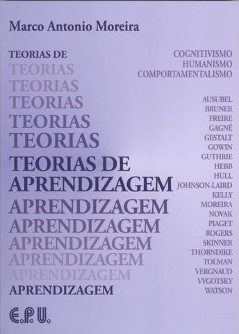 Imagem de Livro - Teorias de Aprendizagem