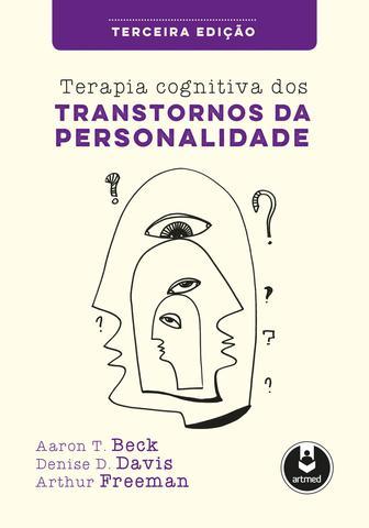 Imagem de Livro - Terapia Cognitiva dos Transtornos da Personalidade