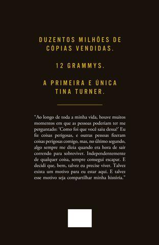 Imagem de Livro - Tina Turner: Minha história de amor