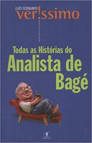 Imagem de Livro - Todas as histórias do analista de Bagé