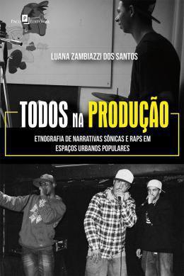 Imagem de Livro - Todos Na Producao