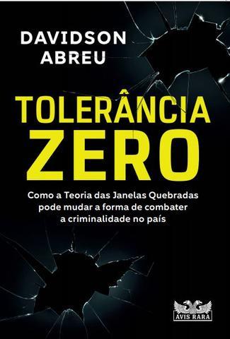 Imagem de Livro - Tolerância Zero