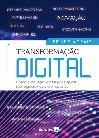 Imagem de Livro - Transformação Digital