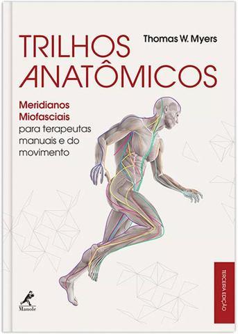 Imagem de Livro - Trilhos anatômicos