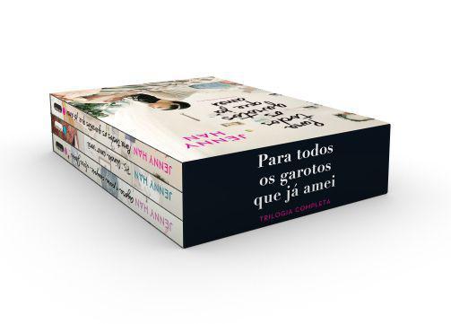 Imagem de Livro - Trilogia Para todos os garotos que já amei