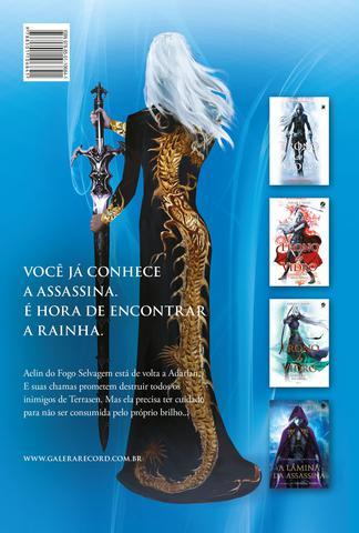 Imagem de Livro - Trono de vidro: Rainha das sombras (Vol. 4)