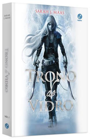 Imagem de Livro - Trono de vidro (Vol. 1)