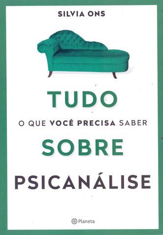 Imagem de Livro - Tudo o que você precisa saber sobre Psicanálise