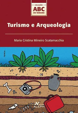 Imagem de Livro - Turismo e arqueologia