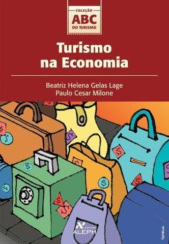 Imagem de Livro - Turismo na economia