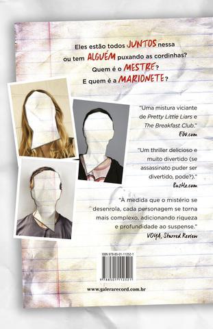 Imagem de Livro - Um de nós está mentindo