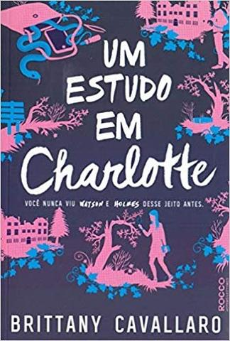 Imagem de Livro - Um estudo em Charlotte