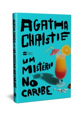 Imagem de Livro - Um mistério no Caribe