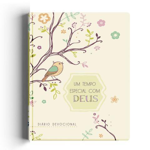 Imagem de Livro - Um tempo especial com Deus - Diário devocional