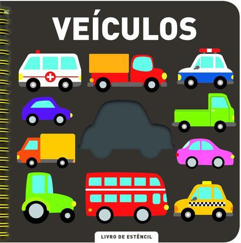 Imagem de Livro - Veículos