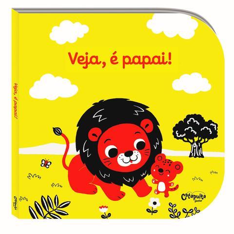Imagem de Livro - Veja, é papai