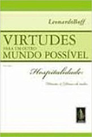 Imagem de Livro - Virtudes para um outro mundo possível vol. I