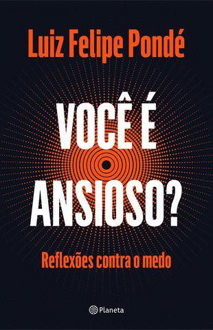 Imagem de Livro - Você é ansioso?
