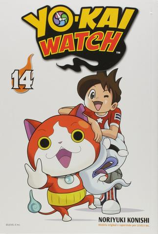 Imagem de Livro - Yo-Kai Watch - Volume 14