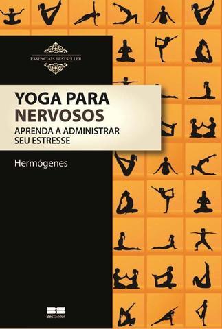 Imagem de Livro - Yoga para nervosos