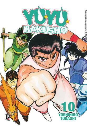 Imagem de Livro - Yu Yu Hakusho Especial - Vol. 10