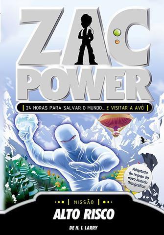 Imagem de Livro - Zac Power 11 - Alto Risco